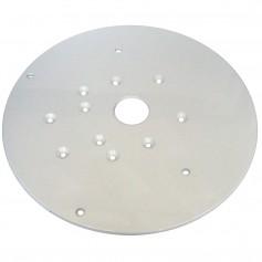 Edson Vision Series Mounting Plate - Garmin 18-24- HD- xHD- HD- 4kW Radar Domes