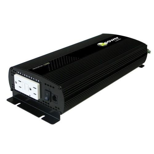 Xantrex XPower 1500 Inverter GFCI - Remote ON-OFF UL458
