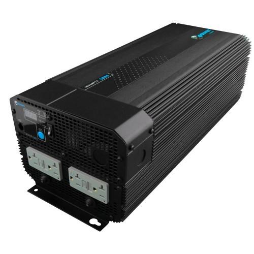 Xantrex XPower 5000 Inverter Dual GFCI Remote ON-OFF UL458