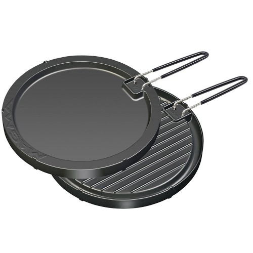 Magma Two-Sided- Non-Stick Griddle 11-1-2- Round