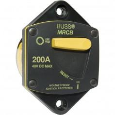 Blue Sea 7049 200 Amp Panel Mount 187 Series Circuit Breaker