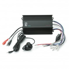 Poly-Planar 4CH- 120W- Audio Amplifier w-Volume Control