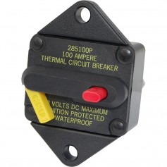 Blue Sea 7088 120 Amp Circuit Breaker Panel Mount 285 Series
