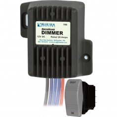 Blue Sea 7508 DeckHand Dimmer - 25 Amp-12V