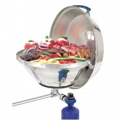 Magma Marine Kettle 17- Party Size Gas Grill w-Hinged Lid