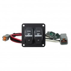Lenco Carling Double Rocker Switch Kit