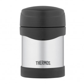 Thermos Vacuum Insulated Food Jar - 10 oz- - Stainless Steel