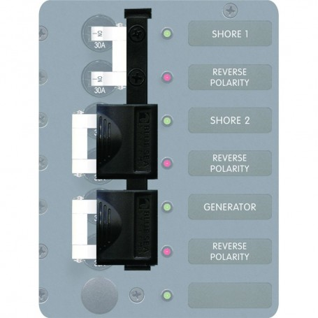 Blue Sea 4126 AC A-Series Circuit Breaker Lockout Slide