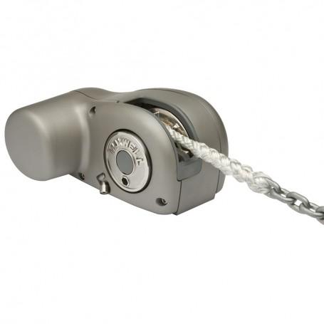 Maxwell HRC8 12V Horizontal Freefall Rope-Chain Series 5-16- Chain 9-16- Min Rope