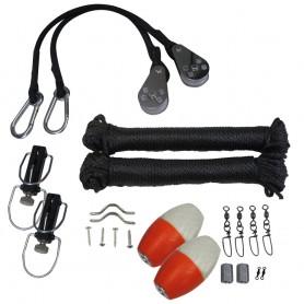 TACO Premium Rigging Kit - Single