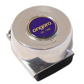 Ongaro All-Stainless Mini Compact Single Horn - 12V