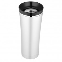 Thermos Sipp Vacuum Insulated Travel Tumbler - 16 oz- - Stainless Steel