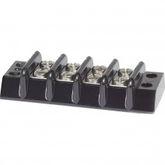 Blue Sea 2504 Terminal Block 3AMP - 4 Circuit