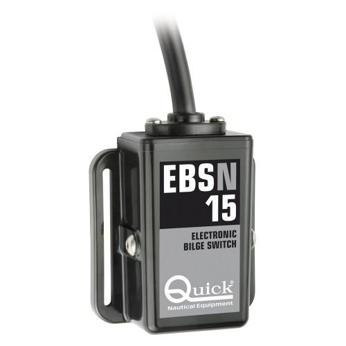 Quick EBSN 15 Electronic Switch f-Bilge Pump - 15 Amp