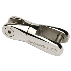 Maxwell Anchor Swivel Shackle SS - 10-12mm - 1500kg