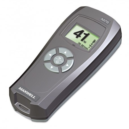 Maxwell Wireless Remote Handheld w-Rode Counter
