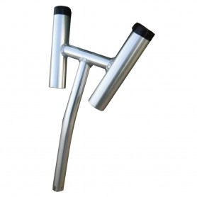 Wahoo Double Rod Holder