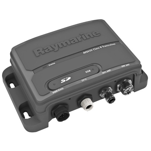 Raymarine AIS650 Class B Transceiver - Includes Programming Fee