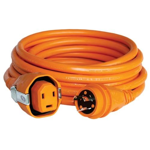 SmartPlug 30 Amp 25- Dual Configuration Cordset
