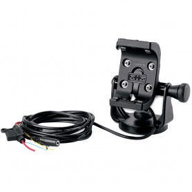 Garmin Marine Mount w-Power Cable - Screen Protectors f-Montana Series