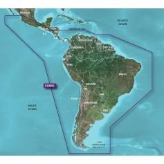 Garmin BlueChart g2 HD - HXSA600X - South America - microSD-SD