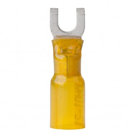 Ancor 12-10 Gauge - -8 Heat Shrink Spade Terminals - 100 Pack