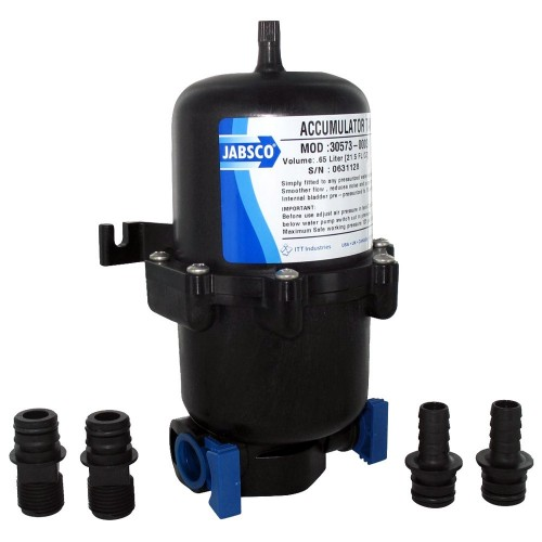 Jabsco -65L Mini Accumulator Tank w-Internal Bladder