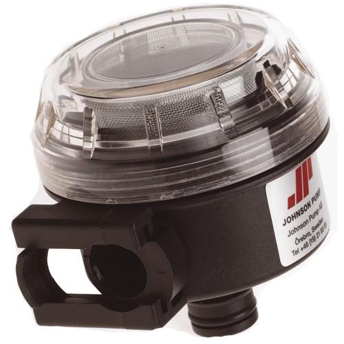Johnson Pump Inlet Strainer - 40 Mesh Screen