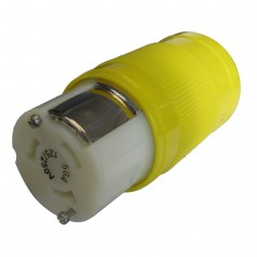Marinco 50A 125-250V Locking Connector
