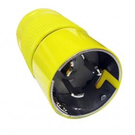 Marinco 6365CRN 50A 125-250V Locking Plug