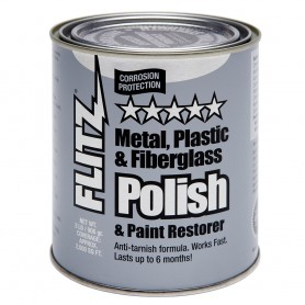 Flitz Polish - Paste - 2-0 lb- Quart Can