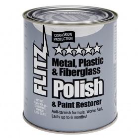 Flitz Polish - Paste - 2-0 lb- Quart Can