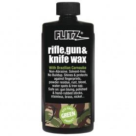 Flitz Rifle- Gun - Knife Wax - 7-6 oz- Bottle