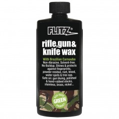 Flitz Rifle- Gun - Knife Wax - 7-6 oz- Bottle