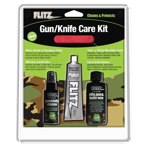 Flitz Knife - Gun Care Kit