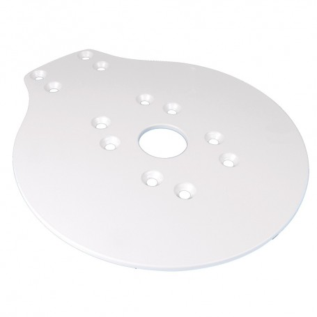 Seaview Modular Plate f-Intellian - KVH - Glomex - Thrane - Thrane - Raymarine - Sea-King - Sea-Tel - VDO Ocean Line
