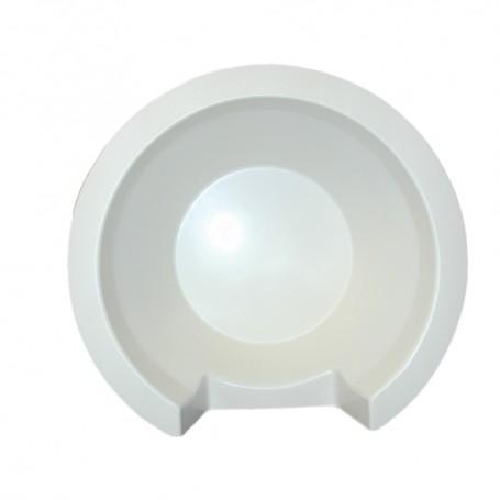 Poly-Planar 11- Speaker Back Cover - White