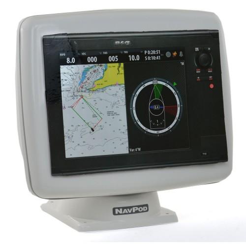 NavPod PP5063 PowerPod Precut f-Simrad NSS12