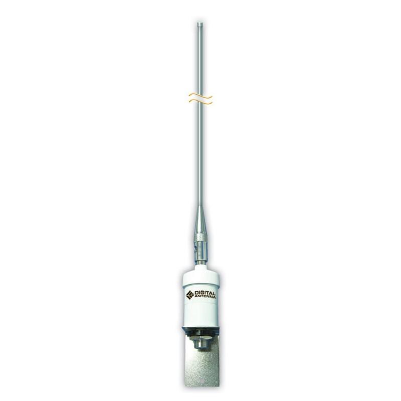Digital Antenna AIS Antenna 3 Length- 3dB Gain- w-15 Cable - White