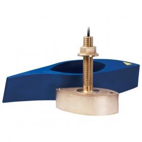 Garmin B260 1kW Bronze Thru-Hull Depth-Temp w-FB - 8-Pin