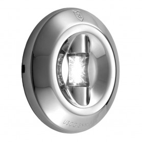 Attwood LED 3-Mile Transom Light - Round