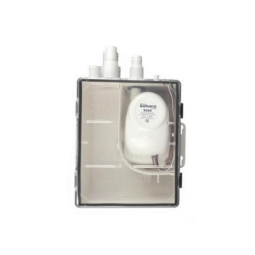 Attwood Shower Sump Pump System - 12V - 500 GPH