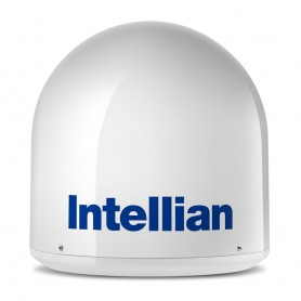Intellian i2 Empty Dome Assembly