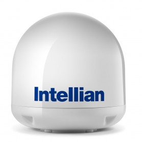 Intellian i3 Empty Dome - Base Plate Assembly