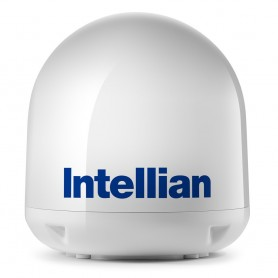 Intellian i4-i4P Empty Dome - Base Plate Assembly