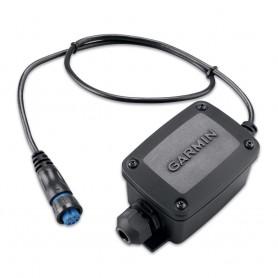 Garmin 8-Pin Female to Wire Block Adapter f-echoMAP 50s - 70s- GPSMAP 4xx- 5xx - 7xx- GSD 22 - 24