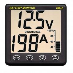 Clipper BM-2 Battery Monitor w-Shunt - 200Amp