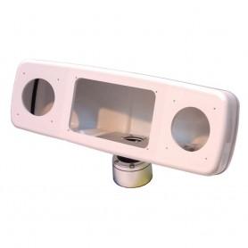 Scanstrut Scanpod Deck Pod Uncut f-7- or 8- Display 2 or 4 Instruments