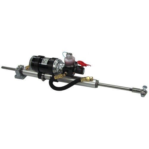 Octopus 12- Stroke Mounted 38mm Linear Drive 12V - Up To 60- or 33-000lbs