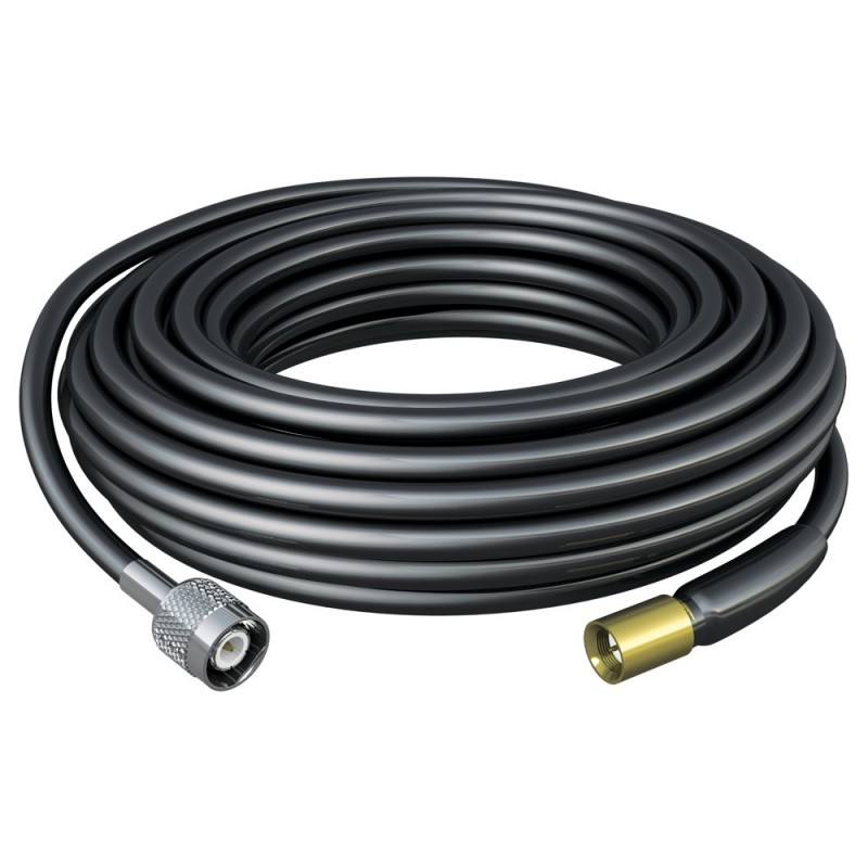 Shakespeare SRC-50 50- RG-58 Cable Kit for SRA-12 - SRA-30